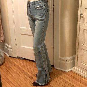Denim - Vintage boyfriend shape jeans